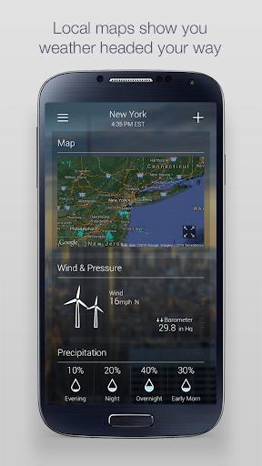 Yahoo Weather 1.30.57 Screenshots 4