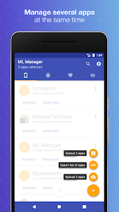 ML Manager Pro Apk: APK Extractor (Paid/Patched) 3