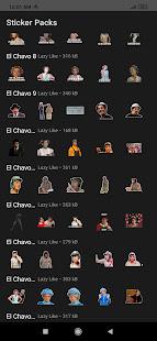 Stickers de El Chavo del 8 Animados para WhatsApp