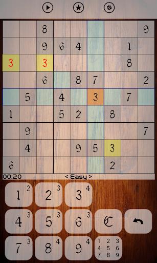 Sudoku - Classic 1.7.0 screenshots 3