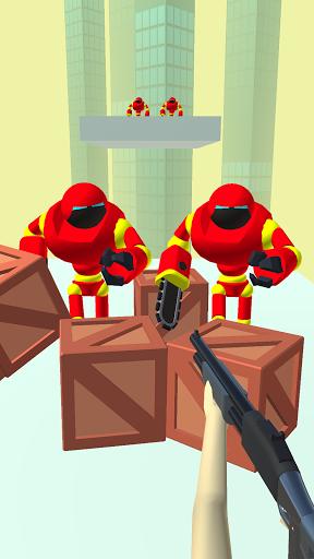 Gun Master 3D: Shoot 'Em Down android2mod screenshots 2