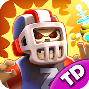 Zombie Defense - Merge TD  Games