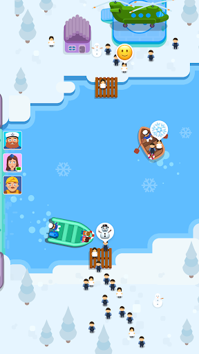 Idle Ferry Tycoon - Clicker Fun Game android2mod screenshots 3