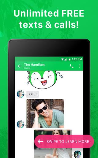 Nextplus Free SMS Text + Calls  Screenshots 15