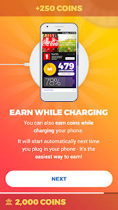 Giftloop Charge Screen – Play Games & Win Rewards 3