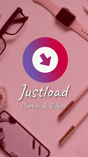 video downloader for instagram - justload for inst screenshot 1