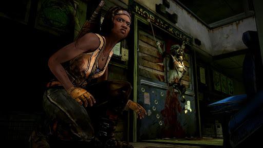 The Walking Dead: Michonne  de.gamequotes.net 3