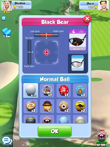 Golf Rival Apkfinish screenshots 14