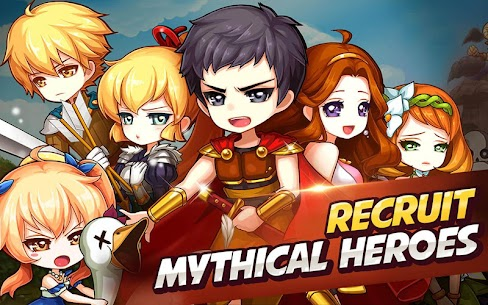 Gods' Quest : The Shifters Apk Mod + OBB/Data for Android. 6