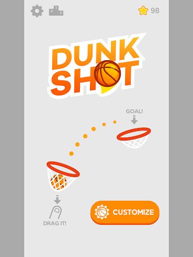 Dunk Shot 1.4.4 screenshots 6