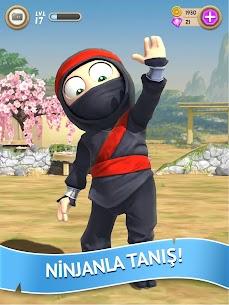 Clumsy Ninja Apk Para ve Elmas Hileli – Güncel 2021* 1