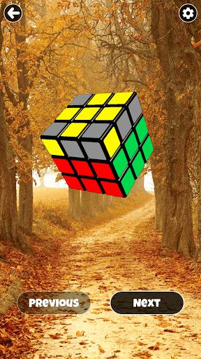 Magic Cube Puzzle Apkfinish screenshots 3