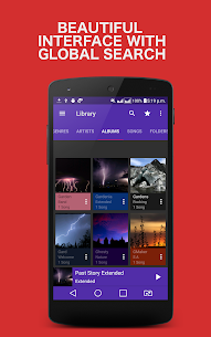 Mp3 Music Player PRO Cracked APK by AndroidRockers 2