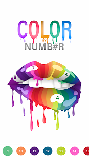 Coloristic™ Color by Number