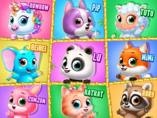 Panda Lu Treehouse - Build & Play with Tiny Pets  Screenshots 10
