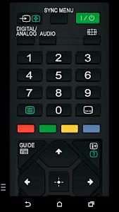 TV Remote for Sony TV (WiFi & IR remote control) 1.4.0