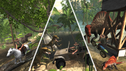 Dino Safari: Online Evolution 21.1.2 screenshots 8