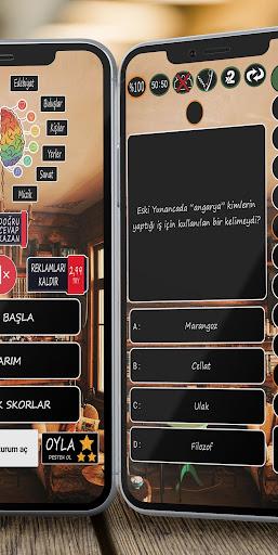 Bilgi Yaru0131u015fmasu0131 - Zeka Oyunu screenshots 5