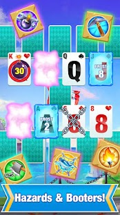 Solitaire Games Free:Solitaire Fun Card Games Screenshot