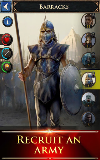 Game of Thrones: Conquest u2122 - Strategy Game apktram screenshots 12