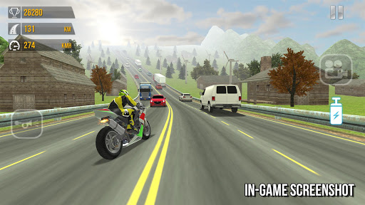 Motor Racing Mania 1.0.37 screenshots 1