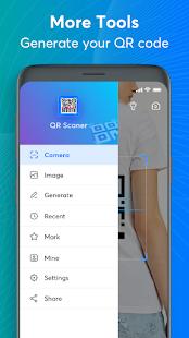 Image For Tiny QR & Barcode Scanner - Lite, Safe, Easy. Versi 1.3 3