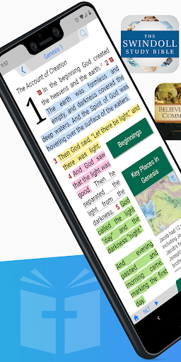 tecarta bible screenshot 1