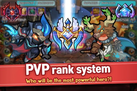 Raid the Dungeon : Idle RPG Heroes AFK or Tap Tap Mod Apk (Mod Menu) 5