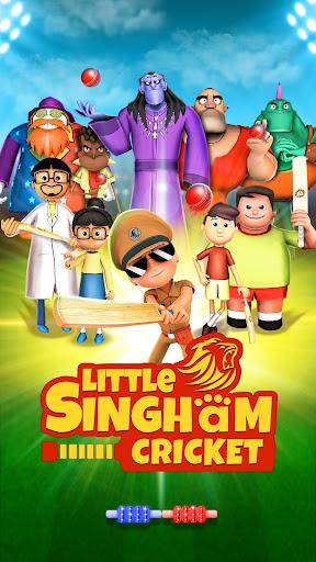 Little Singham Cricket 1.0.74 screenshots 1
