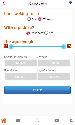 canadian chat - free dating canada screenshot 3