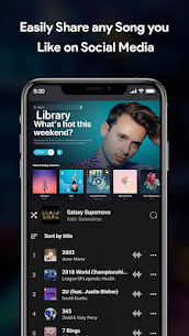 Free Music Player Apk for Android NEW 2021 4