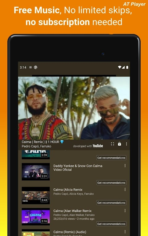 Free Music Downloader Download MP3. YouTube Player  poster 19