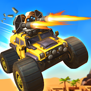 Download Game Game Battle Cars: Monster Hunter (Early Access) v1.5 MOD FOR ANDROID - MENU MOD | ONE SHOOT KILL | GOD MODE APK Mod Free