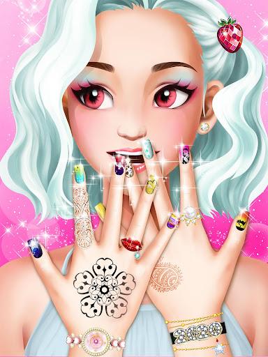 Nail Salon : Nail Designs Nail Spa Games for Girls 1.4.1 Screenshots 9