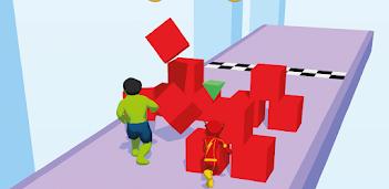 Jugar a Superhero Race! gratis en la PC, así es como funciona!