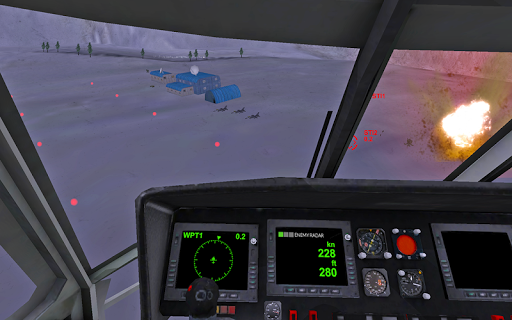 Helicopter Sim Pro  screenshots 5