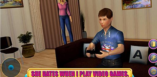 Virtual Mother Simulation :Hello Virtual Mom 3D apk 1.4 screenshots 4