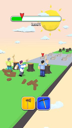 Roblock Transform Run - Epic Craft Race apkpoly screenshots 16