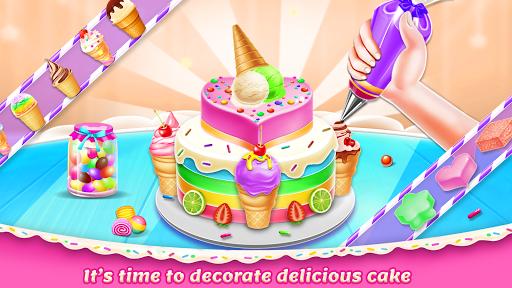 Ice Cream Cake Maker: Dessert Chef  Screenshots 4