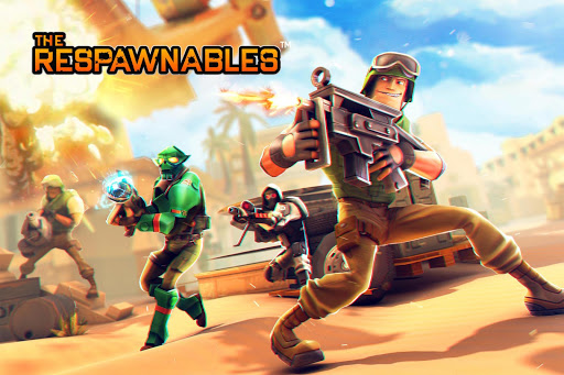 Respawnables u2013 Online PVP Battles goodtube screenshots 4