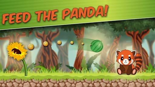 Red Panda: Casual Slingshot & Animal Logic Game 1.0.3 screenshots 1