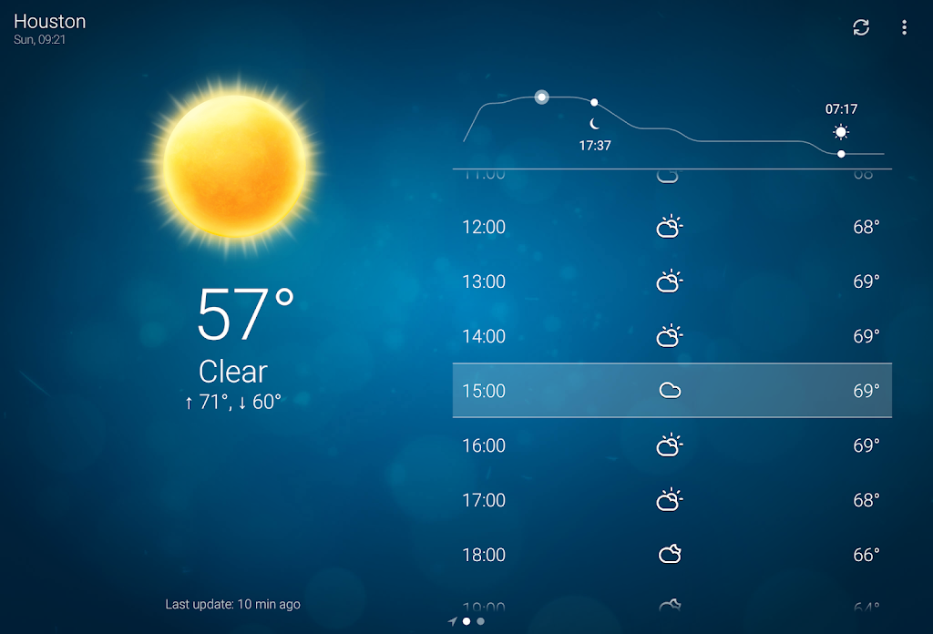 Weather  poster 7