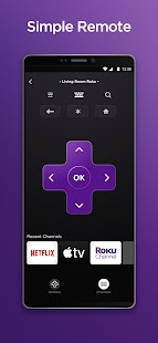 Roku - Official Remote Control Screenshot