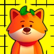 Logic Art Square - Japanese Puzzles. Paint Pixel