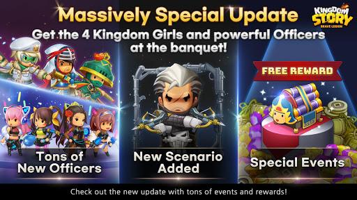 Kingdom Story: Brave Legion 2.62.0.KG screenshots 15