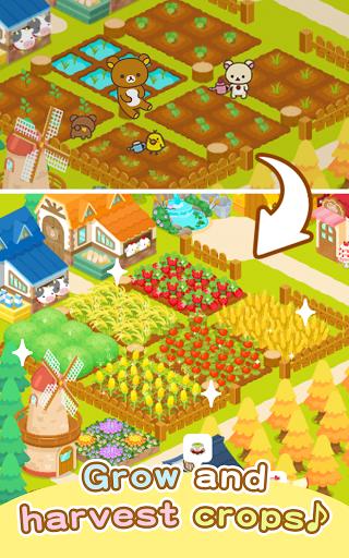 Rilakkuma Farm 3.7.0 screenshots 13