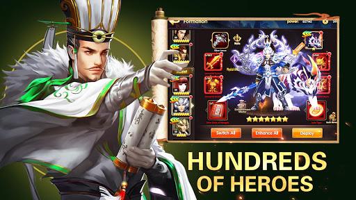 Three Kingdoms:Heroes of Legend 1.2.3 screenshots 3