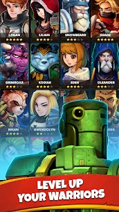 Battle Bouncers MOD (Auto Win/Skills) 4