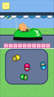 Peppa Pig: Theme Park Screenshot