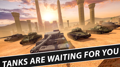 Battle Tanks: Game - Free Tank Games Military PVP  screenshots 9